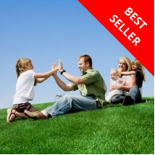 Luxury family lawns in Ackton